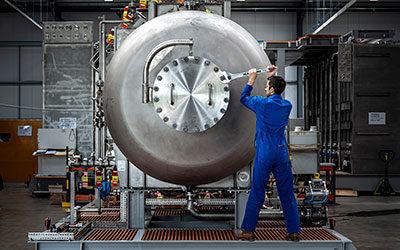 Industrial Showreel
